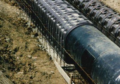 Protezione tubazioni - Tubo gas interrato ...